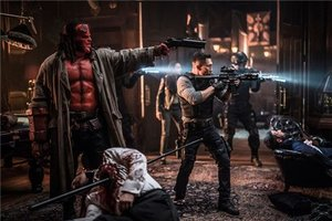 El reboot. David Harbour, el nuevo Hellboy de Neil Marshall.
