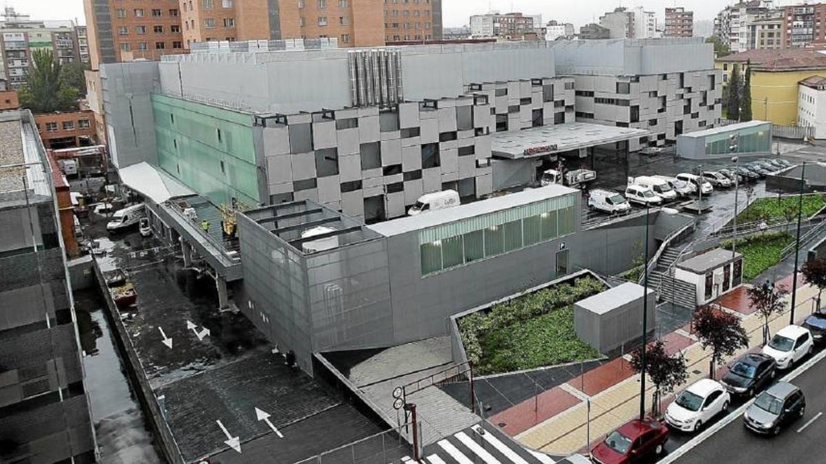 Hospital Clínico Universitario de Valladolid, dondela niña falleció por culpa de una parada cardiorespiratoria.