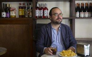 Ignacio Peyró, autor de Comimos y bebimos.