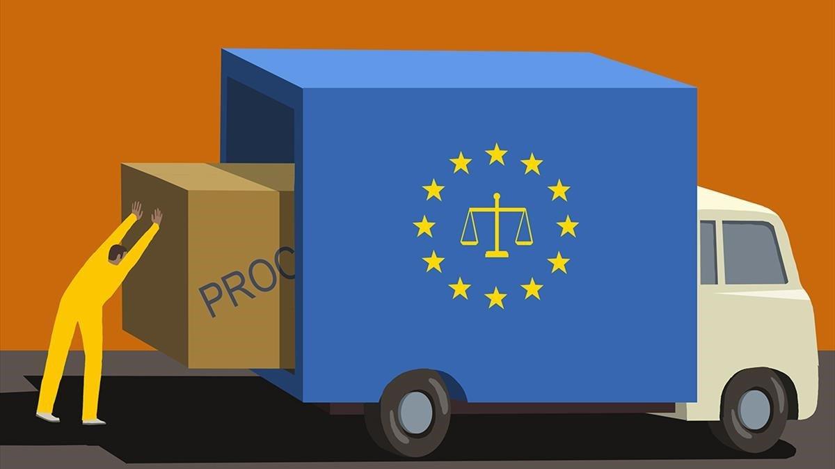 Un juicio que acabará en Europa