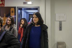 Isa Serra, condemnada a 19 mesos per atemptat a l'intentar frenar un desnonament