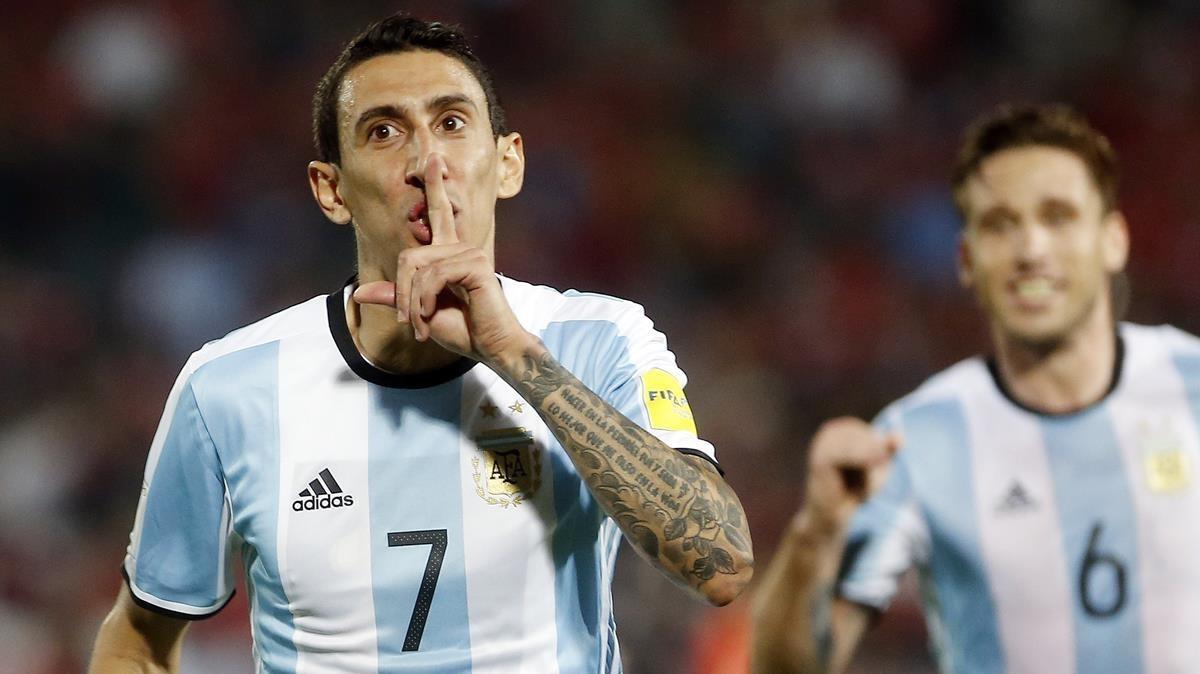 Raúl, Cristiano, Henry, Di María i Griezmann també han fet callar