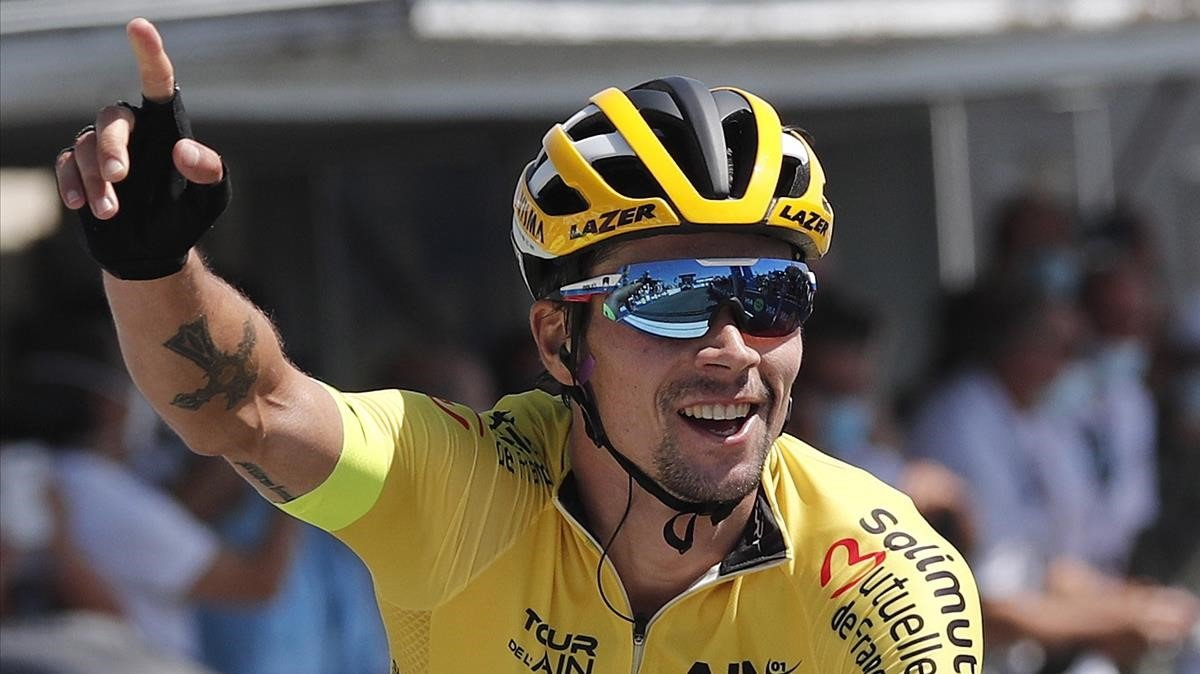 Roglic presenta la seva candidatura al Tour davant Bernal i Quintana