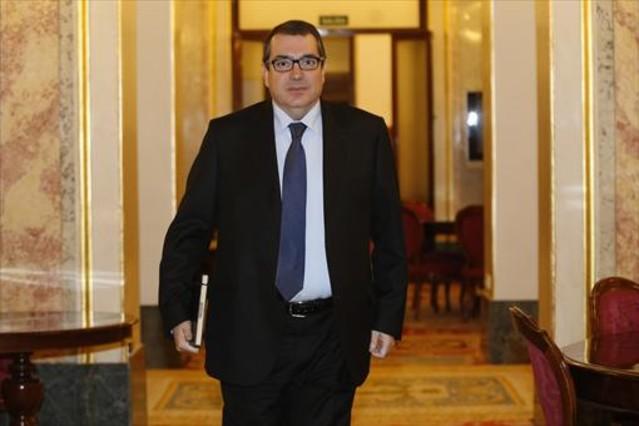 Jordi Jané, conseller de Interior.