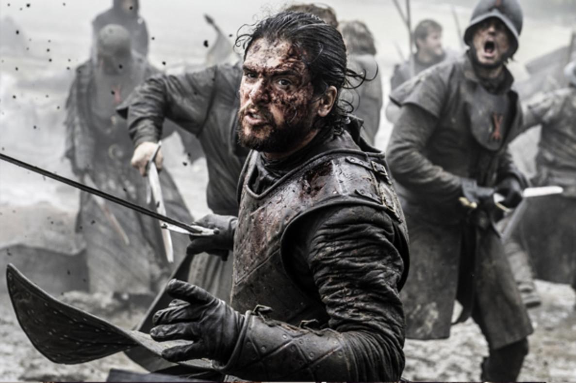 Finaliza el rodaje de la batalla más larga de 'Juego de tronos' hasta la fecha