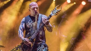 Kerry King, en el concierto de Slayer en el Sant Jordi Club