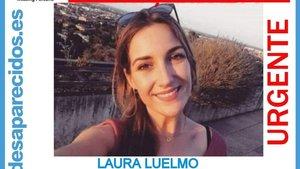 La profesora de Huelva desaparecida, Laura Luelmo