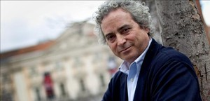 L'escriptor Ildefonso Falcones, a Madrid.
