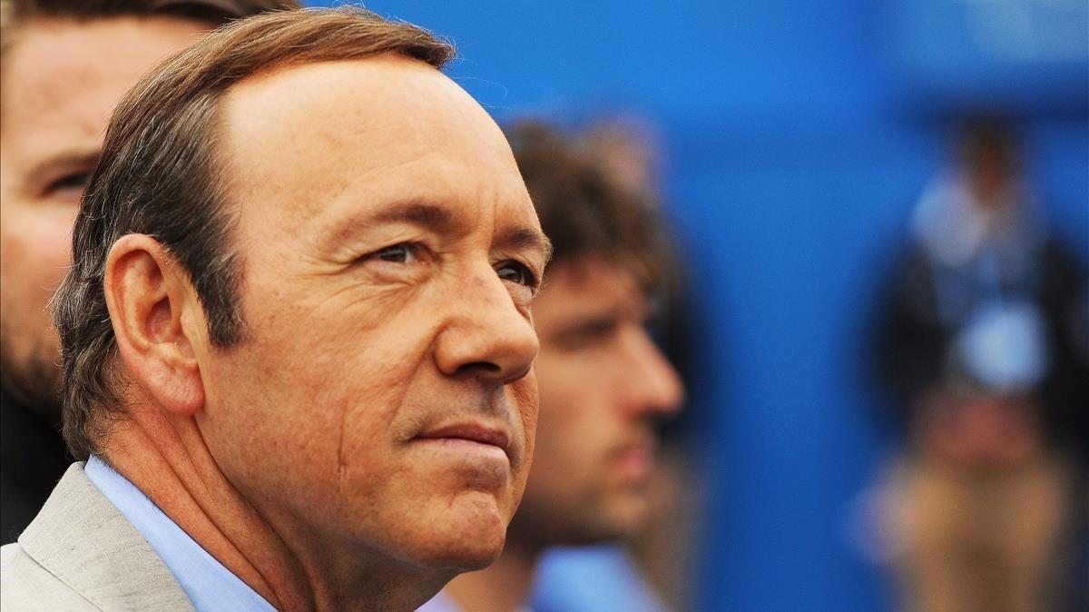 L'home que va denunciar Kevin Spacey retira els càrrecs contra l'actor