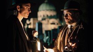 Los protagonistas de la serie 'Vienna Blood'.