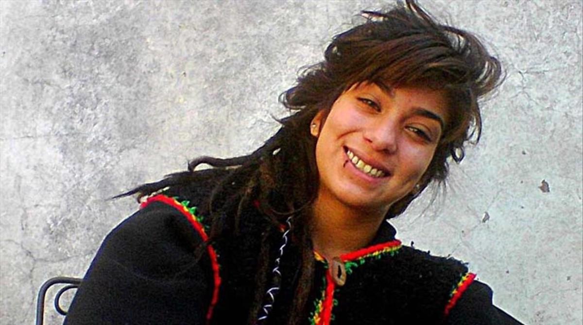 Lucía Pérez, en una imagen sin fecha.