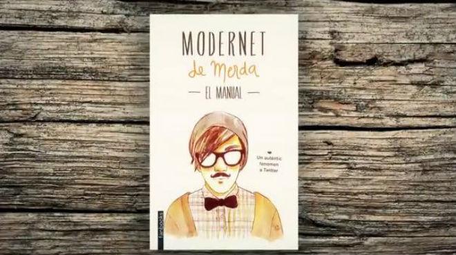 Modernet de Merda publica un libro que explica cómo viven los más hipsters de BCN
