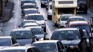 Las ventas de coches siguen sin despegar.