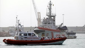 La justícia italiana confisca el vaixell d'Open Arms