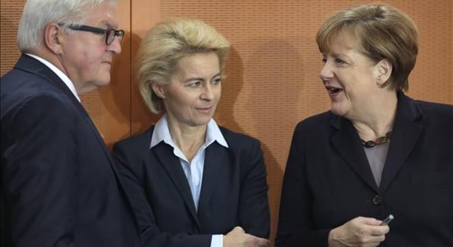 Alemania da luz verde a la intervención en Siria
