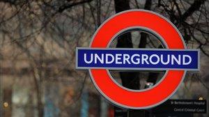 El metro de Londres.