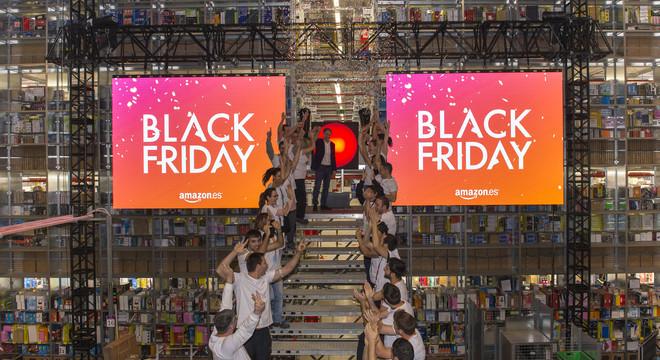 Black Friday 2015: Amazon bate el récord de ventas en España