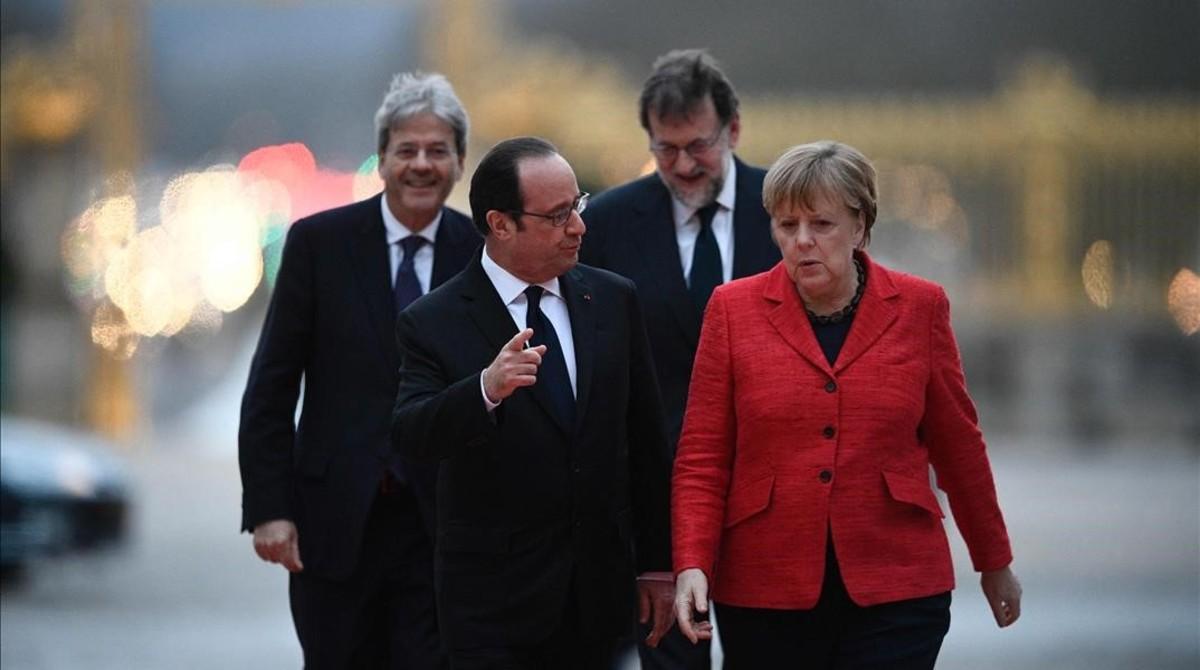 Rajoy al directori europeu
