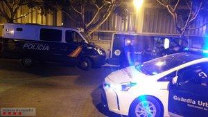 20 detinguts en un operatiu a la zona de lleure del Front Marítim