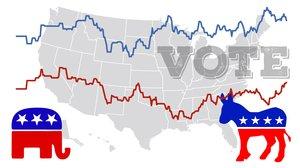 ¿Qui ha guanyat les eleccions dels EUA 2020? Mapa amb vots electorals en viu