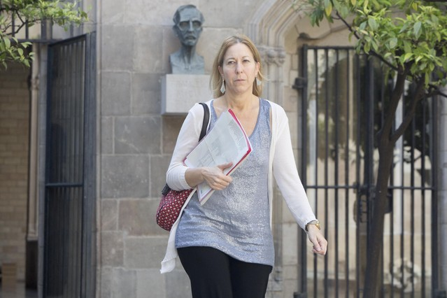 Neus Munté, nova vicepresidenta del Govern.
