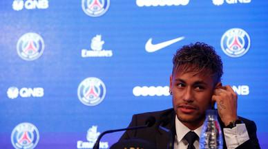 Neymar: no toques a mi amigo