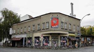 Plano general del Kit-Kat Club de Berlín.
