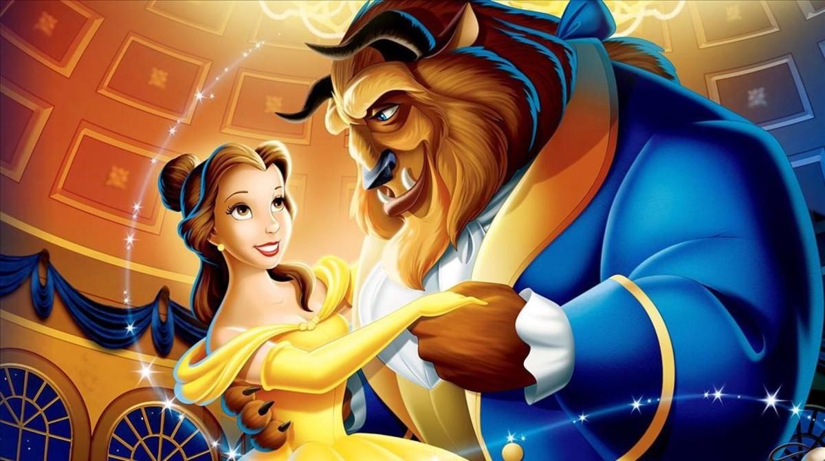 Película Disney La bella y la bestia