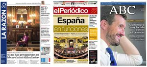 Prensa de hoy: Las portadas de los periódicos del domingo 22 de septiembre del 2019
