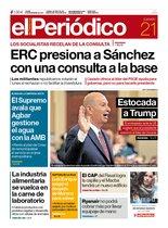 Prensa de hoy: Las portadas de los periódicos del jueves 21 de noviembre del 2019