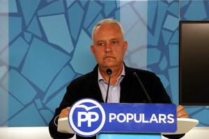El diputado electo del PPC Santi Rodríguezha criticado que Puigdemont se cree sus propias mentiras.