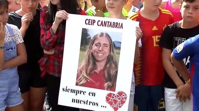La golfista espanyola Celia Barquín, assassinada als EUA