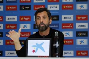 L'Espanyol despatxa Quique Sánchez Flores