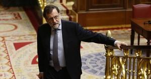 Rajoy, en la sesión de control al Gobierno en la Cámara baja.