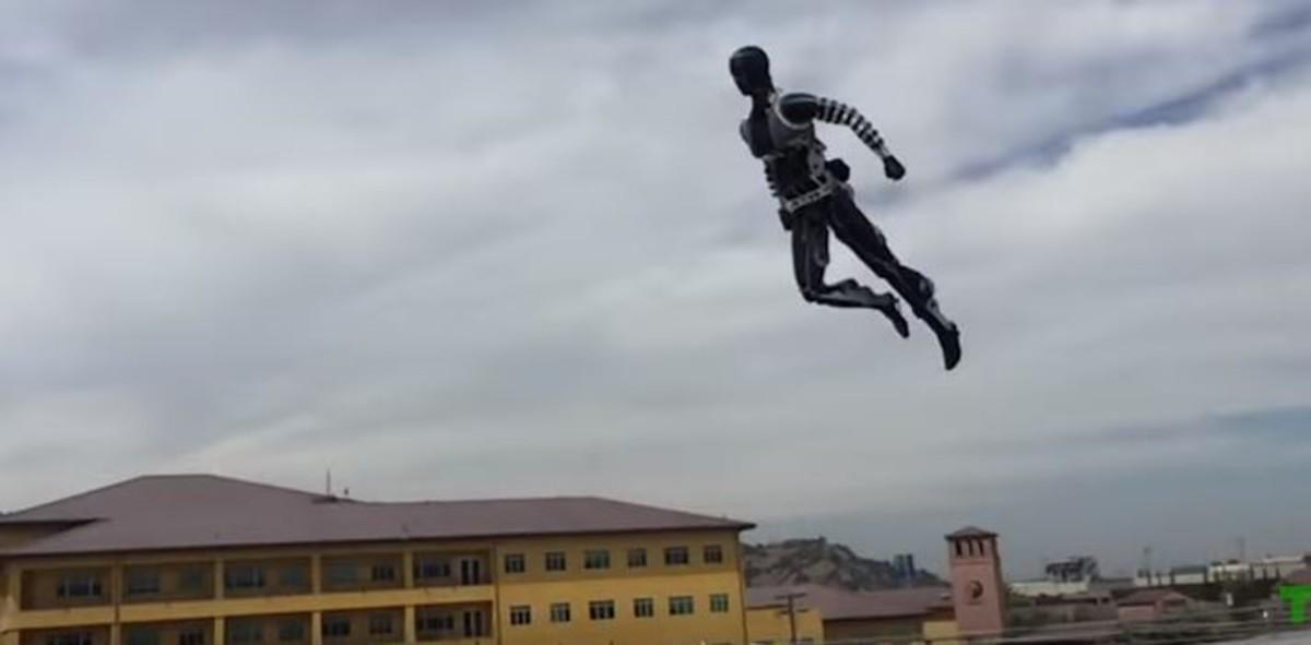 El impresionante robot de Disney capaz de suplantar a un superhéroe