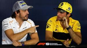 Carlos Sainz substitueix Alonso a McLaren