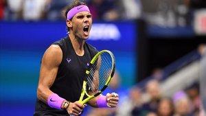 Rafa Nadal, després del seu 19è Grand Slam: «Jo faig la meva història»