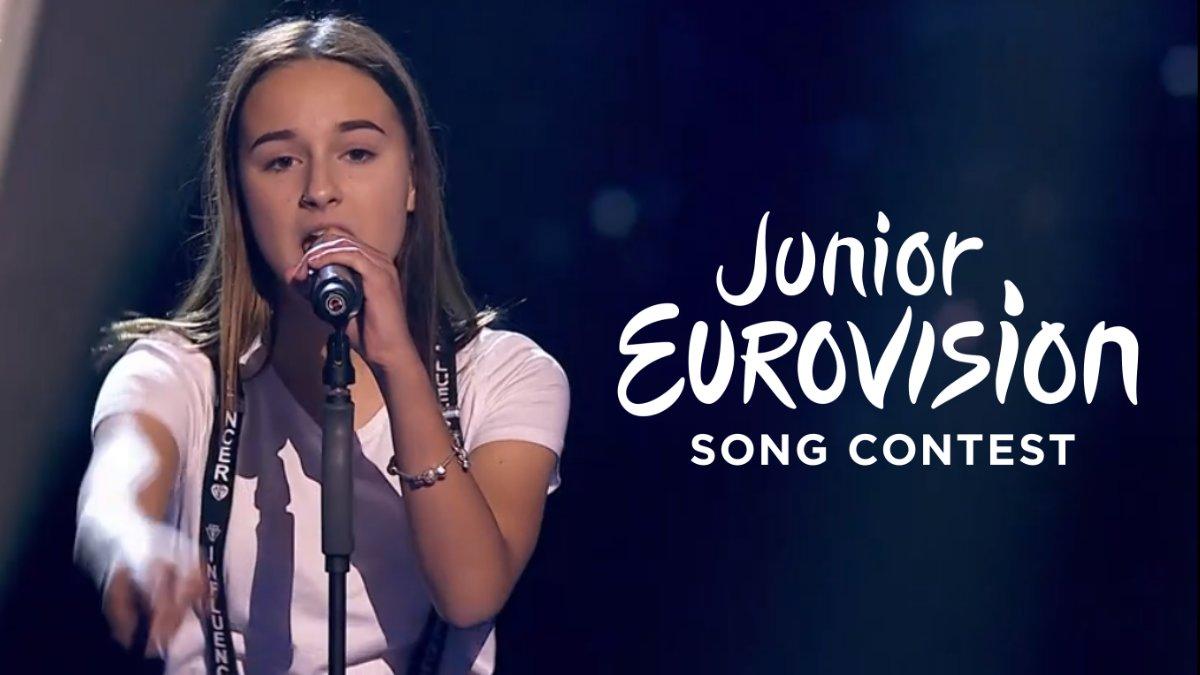 Ruslana Panchyshyna, participante de 'La voz kids' en Antena 3.