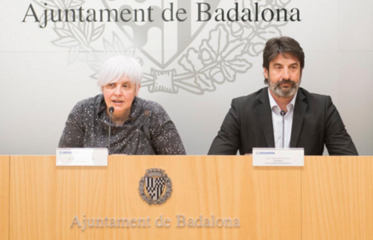 La Penya garantiza su futuro tras un acuerdo con el Ayuntamiento de Badalona