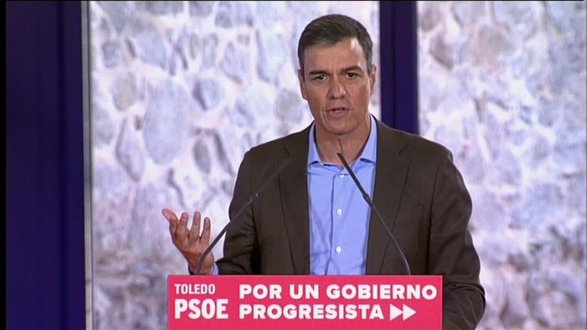 El presidente del Gobierno en funciones, Pedro Sánchez, ha pedido hoy a Unidas Podemos que asuma su resultado electoral y dé un paso al frente para desbloquear la investidura y permitir que el 10 de noviembre la izquierda ya esté trabajando en reformas en lugar de participar en nuevas elecciones.