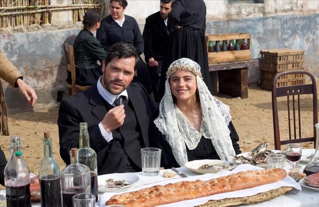 Imagen del telefilme'El cafè de la Marina',que estrena hoy TV-3.