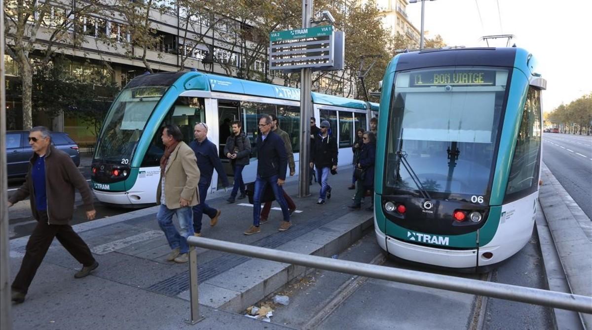 Tram da autonomía a las personas con movilidad reducida