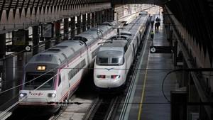 Servicio de trenes de Renfe