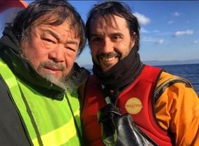 Ai Weiwei cancel·la dues exposicions a Dinamarca en protesta per la llei que permet requisar béns als refugiats