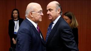 L'Eurozona fa pinya i llança un missatge de calma
