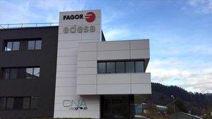 Instalaciones de Fagor en el País Vasco.