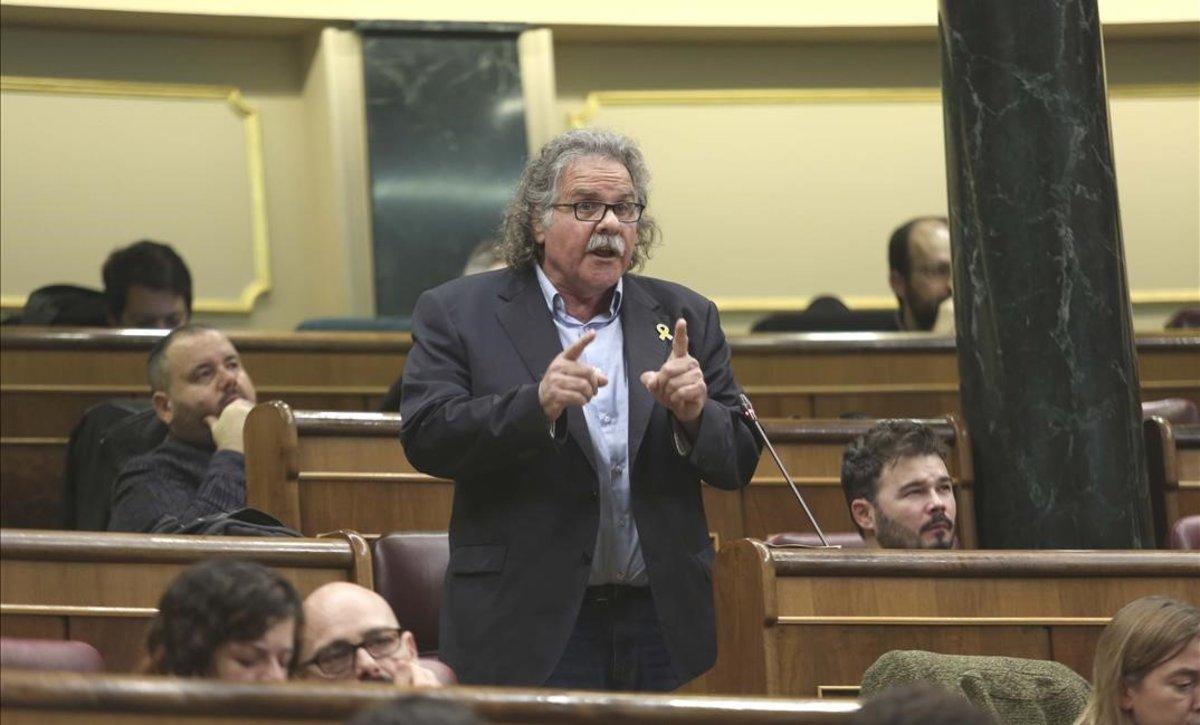 Tardà: «Torra convocarà eleccions quan cregui que ha desgastat més ERC»