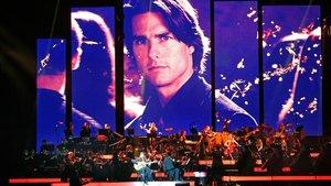 Concierto de Hans Zimmer en el Palau Sant Jordi, el pasado abril.