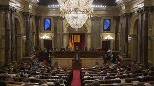 El Parlament aprova una comissió sobre la «violència institucional» durant l'1-O