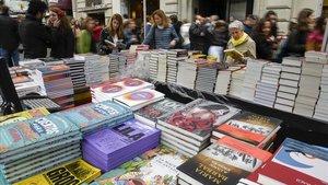 Com comprar llibres en un Sant Jordi domiciliari